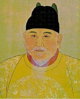 First Emperor of the Ming Dynasty